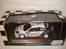 MINICHAMPS 400038374 FORD FOCUS RS WRC N°4 ACROPOLIS RALLY 2003 au 1/43°