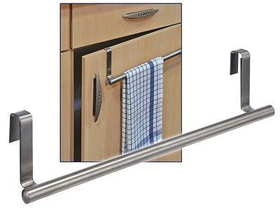 EDELSTAHL Handtuchhalter Handtuchstange Halter Handtuch Geschirrtuchhalter Küche