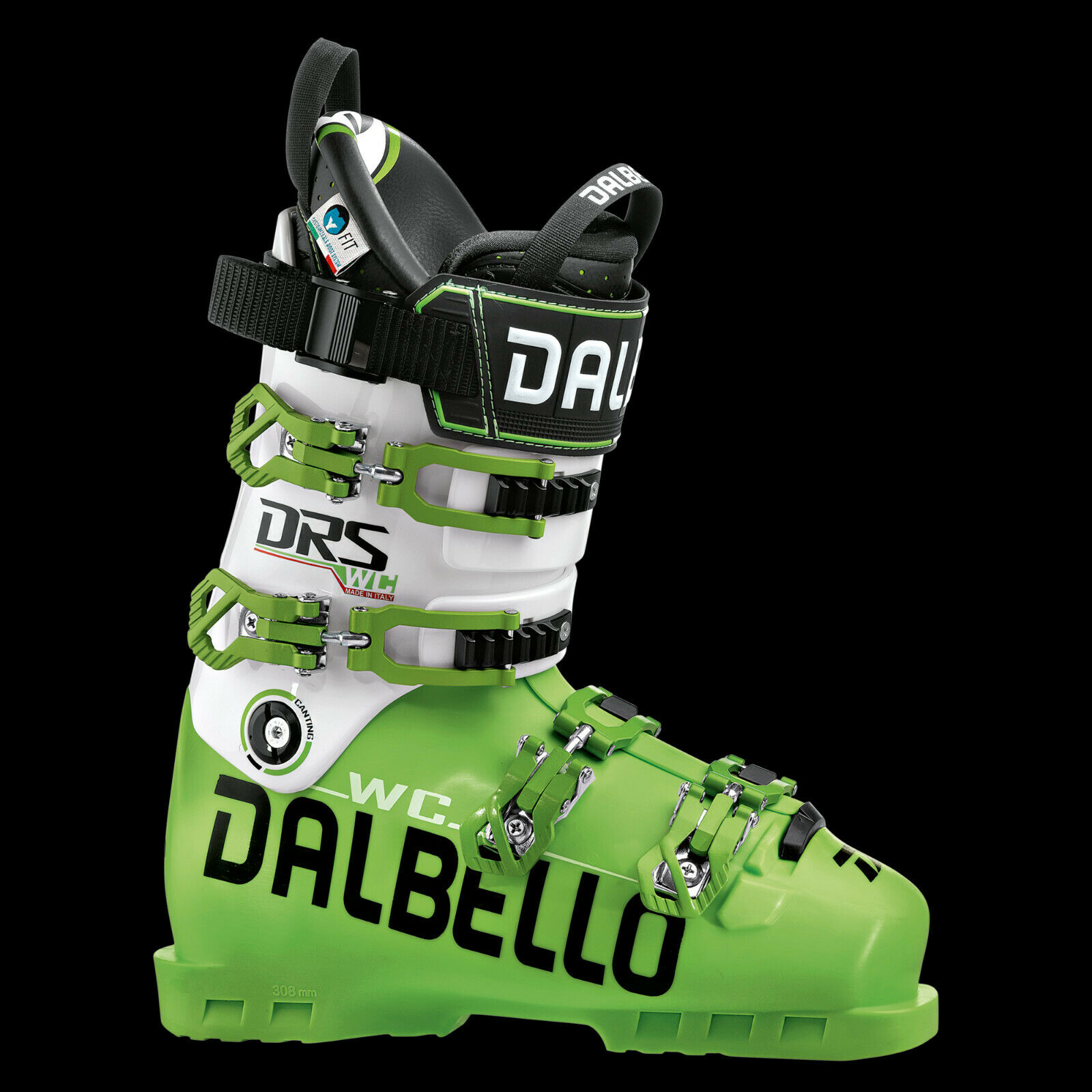 Dalbello DRS World Cup 93 S Rennskischuhe Skischuhe N 22cm Ski Boots Racing