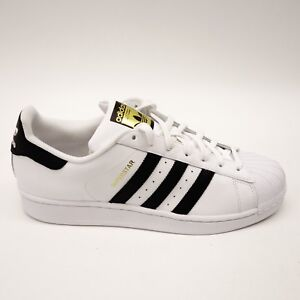 3ca542a66719 Image is loading Adidas-Originals-Mens-Superstar-Foundation-White-Casual- Shoes-