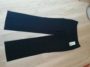 Marks-and-Spencer-black-trousers-size-12L