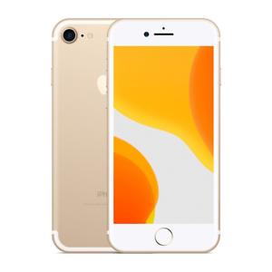 APPLE IPHONE 7 128GB ORO GOLD RICONDIZIONATO RIGENERATO  BUONE CONDIZIONI