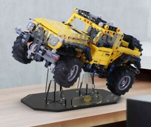 DK - Display Stand for LEGO Technic Jeep Wrangler 42122( AUS Top-Rated Seller)