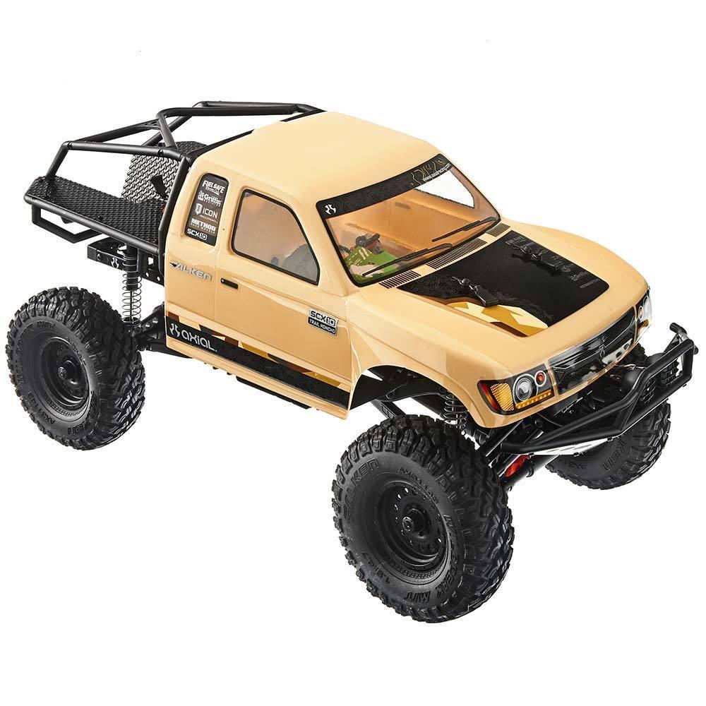 Axial 1/10 SCX10 II Trail Honcho 4WD w/LEDs RTR AX90059