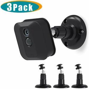 Blink-XT2-Camara-Soporte-de-pared-para-exterior-e-interior-ajustable-de-360-grados-3-Pack