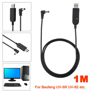Walkie-Talkie-USB-Charger-Power-Adapter-Cable-for-Baofeng-Two-Way-Radio-UV-5R-PC
