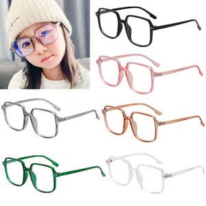 Anti Blue Light Blocking Glasses Kids Square Glasses Computer Child Eyeglasses