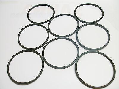 20 x NAB Adapter Gummi-Ringe neu für Revox BASF no name und andere Studer