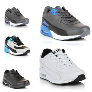 Homme-Air-antichoc-casual-running-walking-gym-jogging-formateurs-chaussures-taille