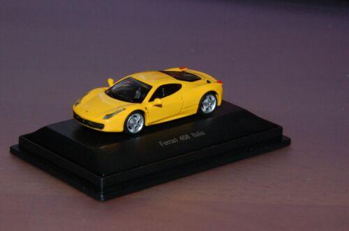 PC Schuco 261321 Ferrari 458 Italia M 1:87