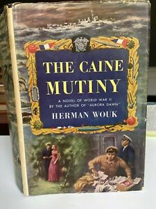1951-The-Caine-Mutiny-by-Herman-Wouk