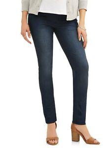 e4c68f72a909f Oh! Mamma Demi-Panel Super Soft Skinny Maternity Jeans Size Large ...