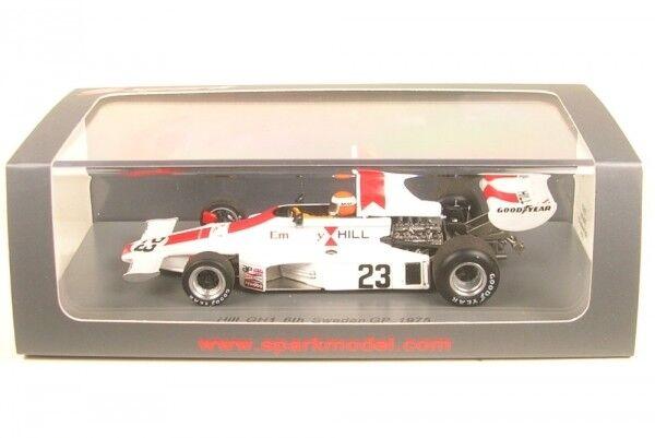 HILL GH1 N.23 SVEDESE GP FORMULA 1 1975   Tony Brise