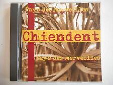 CHIENDENT : PAYS DES MERVEILLES  || MINI CD ALBUM PORT 0€