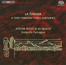 La Spagna: A Tune Through Three Centuries, New Music