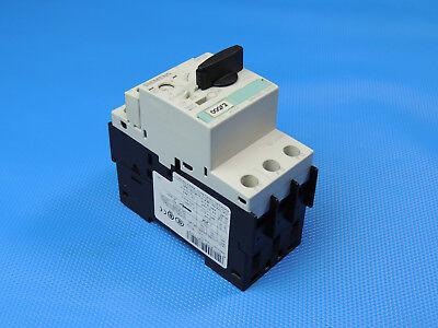 Siemens 3RV1021-1AA10 Sirius 1,6A Leistungsschalter