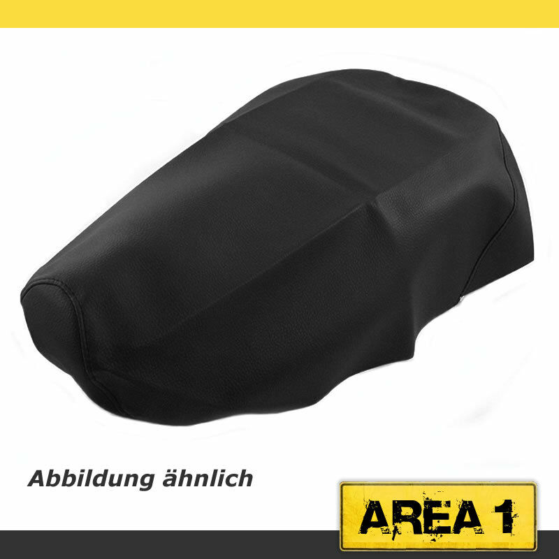 Seat Cover Piaggio Fly 25//50// 100//125//150 /< all up to Year 2012/> Black