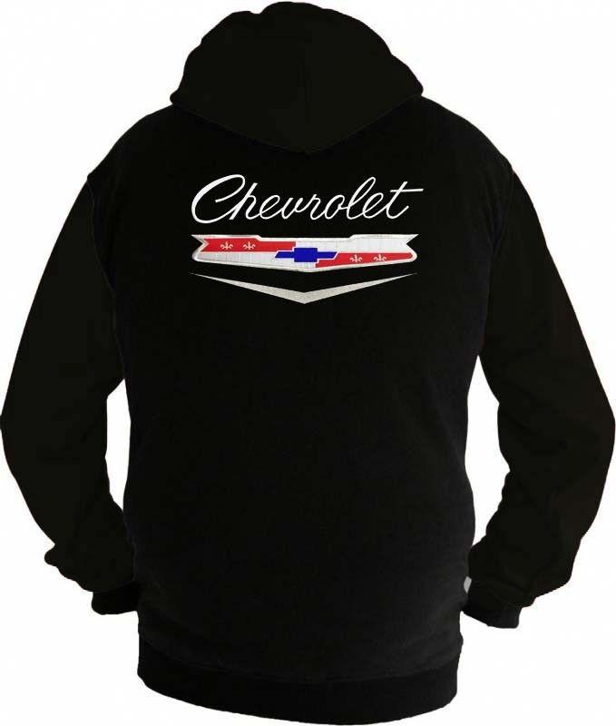 Chevrolet Fan Kapuzenjacke, schweißhemd,  Hoodie Lieferz. ca. 8 Tage
