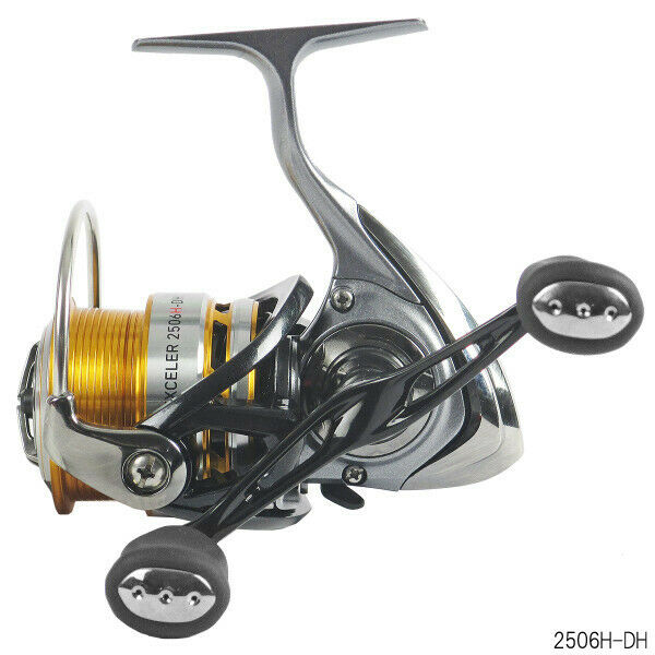 Daiwa 17 Exceler 2506HDH Spinning Mulinello