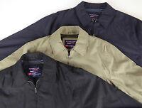 Roundtree & Yorke Travel Smart Easy Care Windbreaker Jacket Coat $99 3 Color