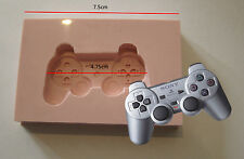 SILICONE MOULD MOLD GAMES CONTROLLER  PS2/PS3/PS4 ICING CAKE CARD TOPPER FIMO