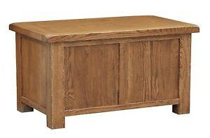 Image Is Loading Kew Oak Extra Large Blanket Box Storage Chest