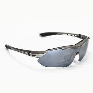 Walleva Titanium Polarized TR90 Sunglasses+Hat Clip+Prescription Lenses Insert