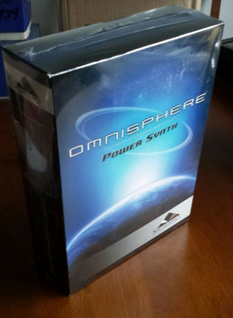 Ab1 Omnisphere Power Synth Spectrasonics Virtual Instruments Software