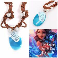Moana Necklace Pendant Princess Vaiana Heart of Te Fiti Cosplay Charm