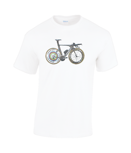 Tony Martin Specialized SHIV S-works bicycle cotton T-shirt cycling w