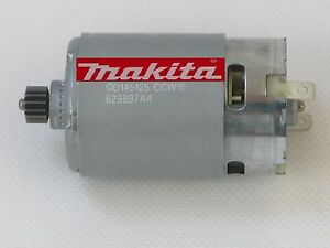 makita motor 14 4 volt 629898 2 629897a4 for bdf343 ebay. Black Bedroom Furniture Sets. Home Design Ideas