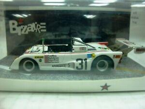 Wow extrêmement rare Lola T294s Ford # 31 24h Le Mans 1977 résine 1:43 Bizarre-spark