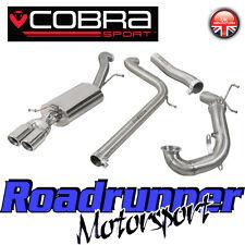 Cobra Sport Polo GTI 1.8 TSI Turbo Nuevo Sistema de escape no Res & Euro Bajante