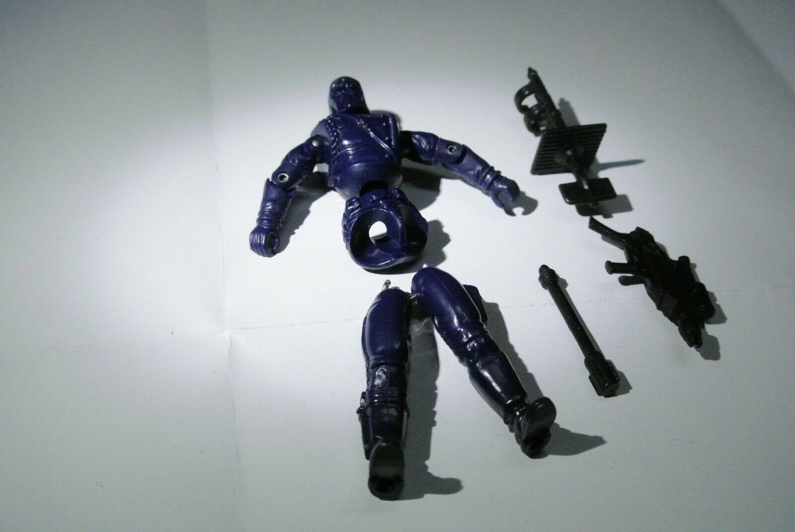 1991 Hasbro GI  Joe Cobra comhommeder test shot prougeotype factory sample figure  sports chauds