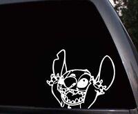 Stitch Lilo Funny Car Window Truck Laptop Vinyl Sticker Decal 01