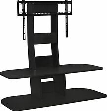 """Altra Galaxy 65"""" TV Stand with Mount Black 65-In. TV Stand"""