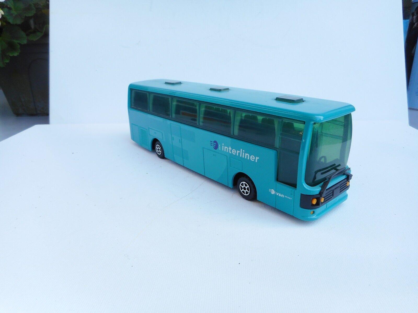 Autocar 1 50  Omnibus Majorette  INTERLINER   No. 3046 Good Condition