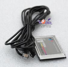 AVM ISDN PCMCIA CONTROLLER A1 FAXEN FAX MIT NOTEBOOK AUCH ALS FAXMODEM FRITZ!