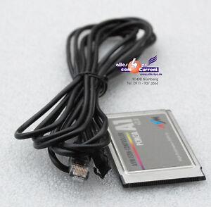 AVM-ISDN-PCMCIA-CONTROLLER-A1-FAXEN-FAX-MIT-NOTEBOOK-AUCH-ALS-FAXMODEM-FRITZ
