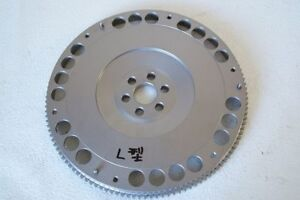 LIGHT-WEIGHT-BILLET-STEEL-FLYWHEEL-DATSUN-240Z-280Z-L-ENGINE-NISSAN