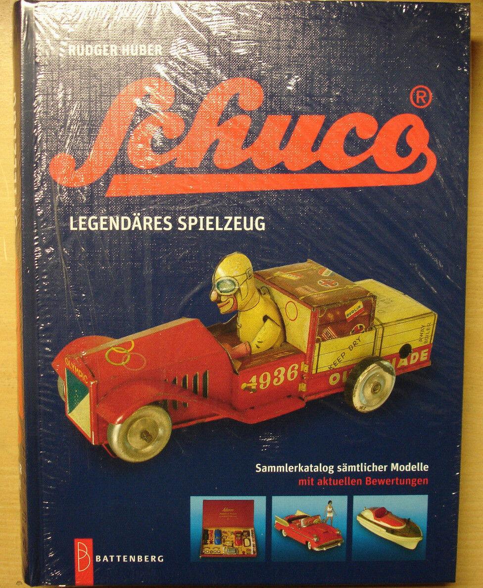 Schuco BOBSLEIGH jouet catalogue modèles histoire véhicules LIVRE BOOK NEUF