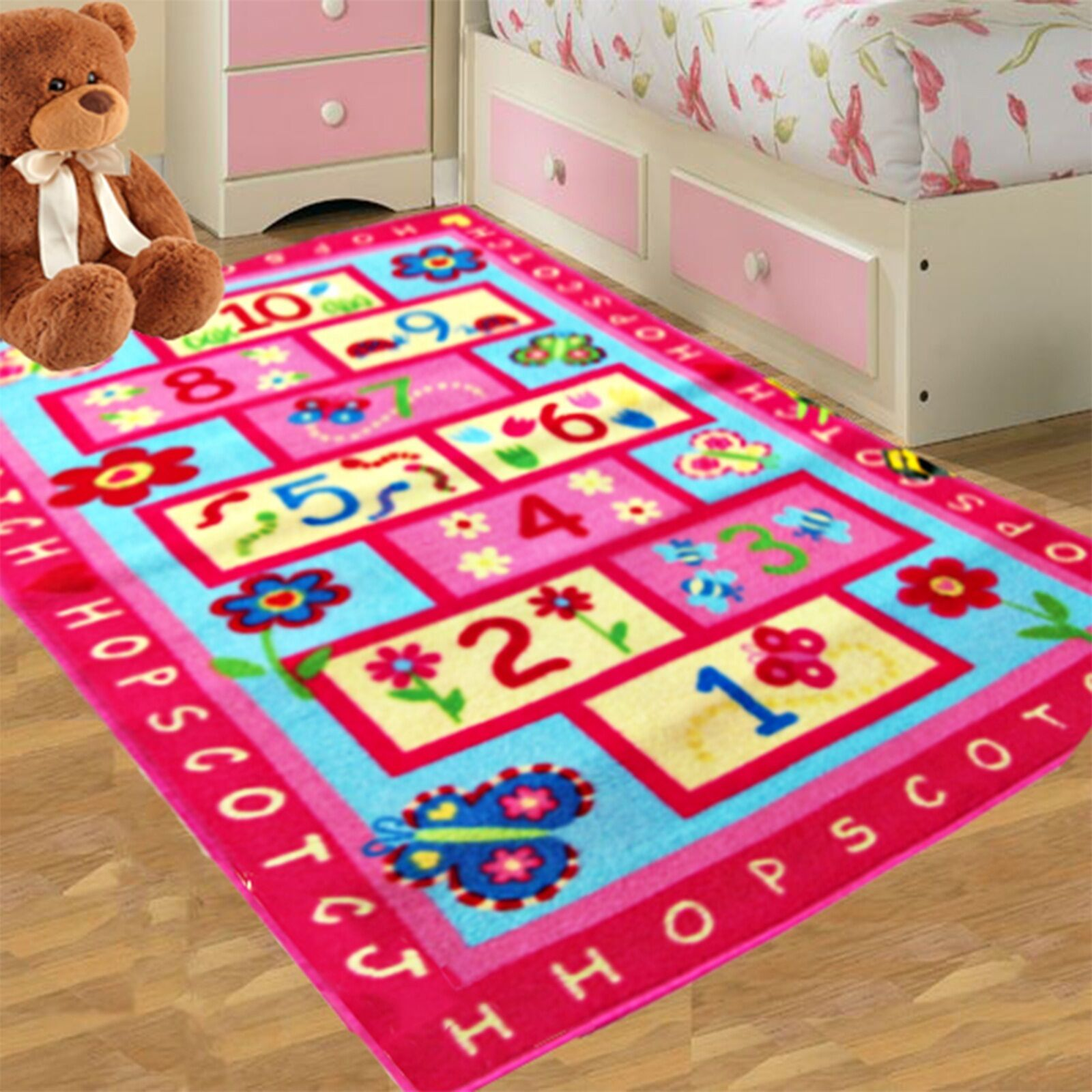 Girls Bedroom Rug Home Design