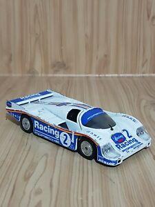 Rara-Vintage-Polistil-Tonka-1-27-escala-Diecast-Modelo-Coche-Porsche-956-Racing
