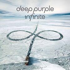 DEEP PURPLE 'INFINITE' CD / DVD / Double180g VINYL LP / T SHIRT Box Set (2017)