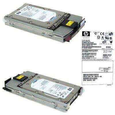 HP 289243-001 Proliant Hard Drive 72.8GB U320 15K SCSI with Tray