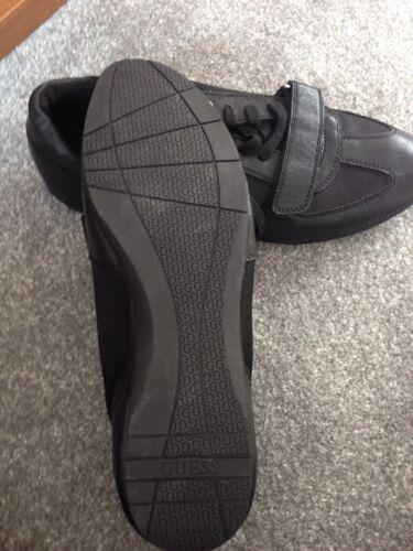 Nouveau 89 de noir Guess mans Rrp sport chaussures 10 chaussures taille qU4Fq1