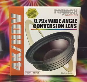 Raynox-HDP-7880ES-0-79X-High-Definition-Wide-angle-Conversio-LENS-55mm-58mm-62mm
