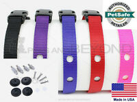 """PetSafe Dog Fence Collar Accessory Pack Replacement Parts 3/4"""" Collar Strap"""