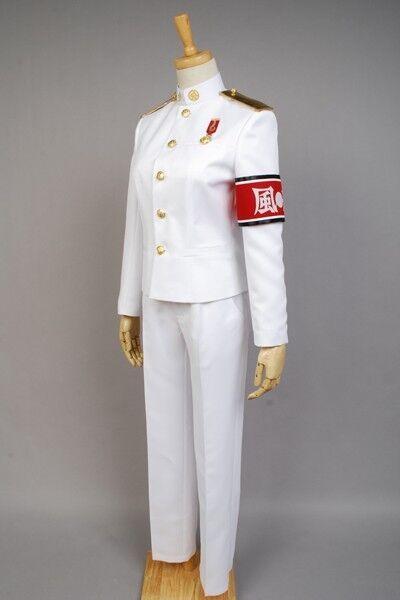 Danganronpa Dangan-Ronpa IShimaru Kiyotaka Uniform CoSplay KoStuum volledige3