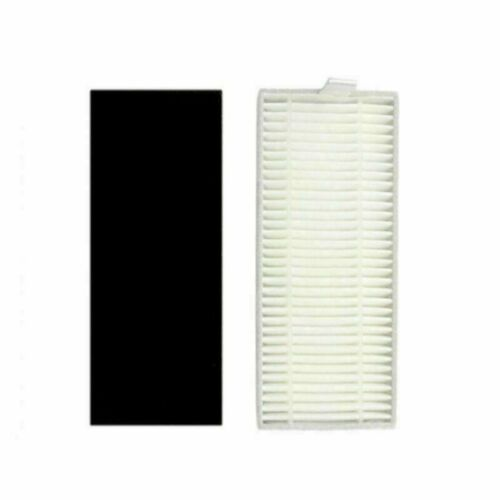 Roller Filters Side Rubber Brushes Prefilter for ILIFE A7 A9s Vacuum Cleaner New